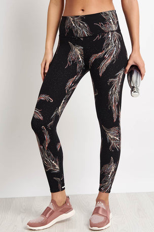 Free People Movement Serene Printed Legging image 1 - The Sports Edit