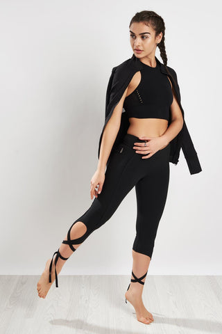 FP Movement Turnout Legging-Black image 1