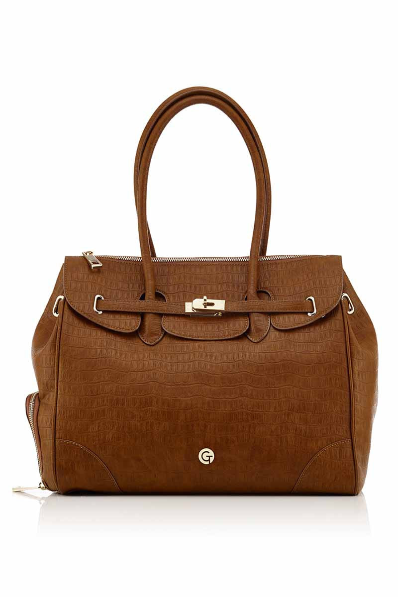 GymTote Eva LUXe Tote image 2 - The Sports Edit
