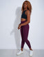 Girlfriend Collective Compressive High Waisted 7/8 Legging - Plum image 2 - The Sports Edit