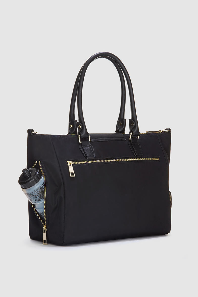 GymTote Reese Tote - Black image 3 - The Sports Edit