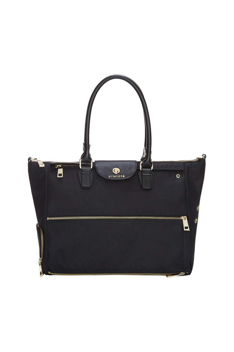GymTote Reese Tote - Black image 1 - The Sports Edit