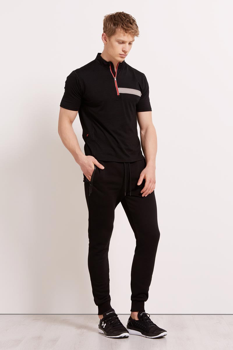 HPE Everyday Pants - Black image 4 - The Sports Edit