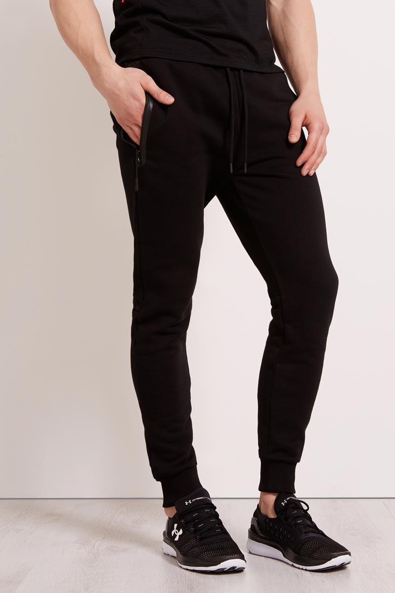 HPE Everyday Pants - Black image 1 - The Sports Edit
