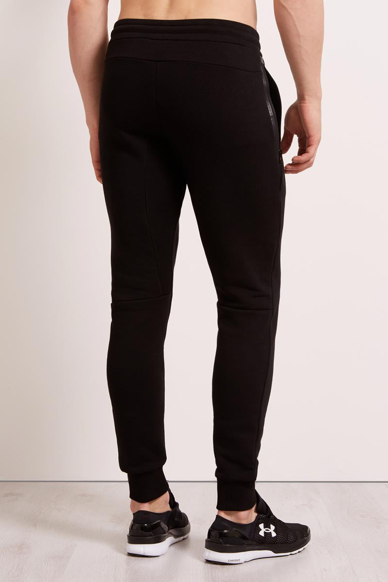 HPE Everyday Pants - Black image 2 - The Sports Edit