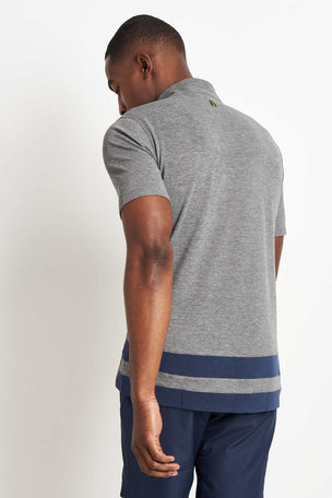 Iffley Road Sidmouth Striped Running T-Shirt image 2 - The Sports Edit