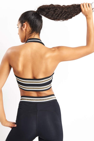 Ivy Park Asymmetric Strap Sports Bra image 3 - The Sports Edit
