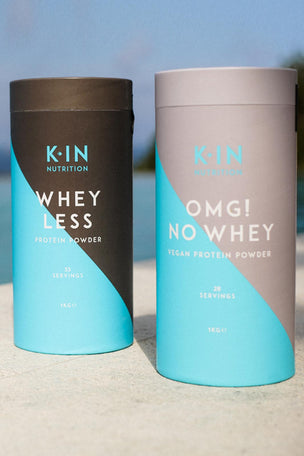 KIN OMG No WHEY - Vanilla image 3 - The Sports Edit