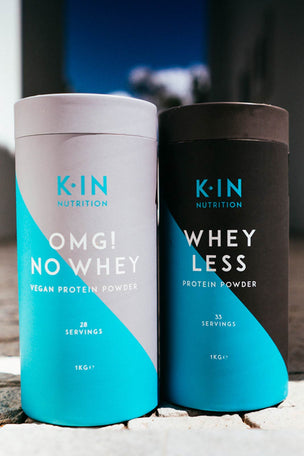 KIN OMG No WHEY - Vanilla image 2 - The Sports Edit