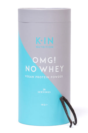 KIN OMG No WHEY - Vanilla image 5 - The Sports Edit