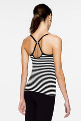 Beyond Yoga x Kate Spade New York Peek-A-Boo Cami image 3 - The Sports Edit