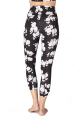 Kate Spade x Beyond Yoga Lux Floral Cinched Side Bow High Waist Capri image 1 - The Sports Edit