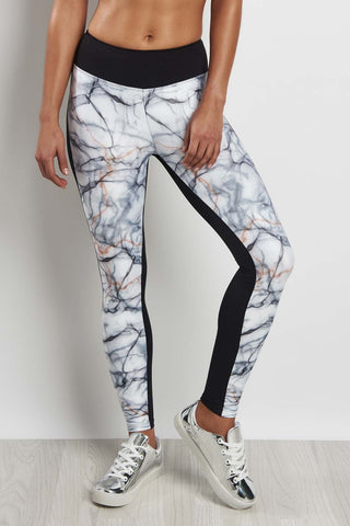 Koral Emulate Mid Rise Leggings image 1 - The Sports Edit