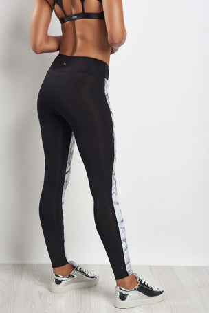 Koral Emulate Mid Rise Leggings image 2 - The Sports Edit