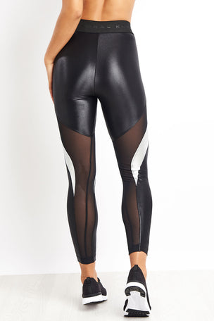 Koral Frame High Rise Chromoscope Legging image 2 - The Sports Edit