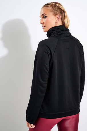 Koral Probe Valo Pullover - Black image 3 - The Sports Edit