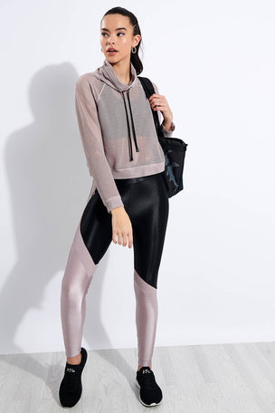 Koral Pump Open Mesh Pullover - Alvorada image 2 - The Sports Edit