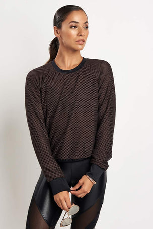 Koral Row Pullover image 1 - The Sports Edit