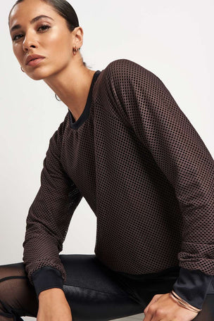 Koral Row Pullover image 3 - The Sports Edit