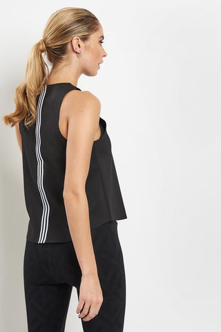 Koral Seeker Tank - Black image 1 - The Sports Edit