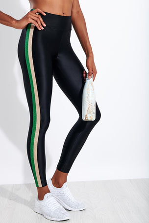 Koral Trainer Energy High Waisted Legging - Black image 3 - The Sports Edit