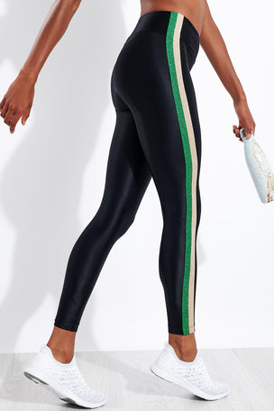 Koral Trainer Energy High Waisted Legging - Black image 1 - The Sports Edit