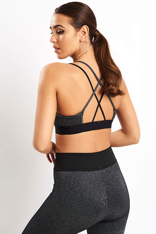 Koral Wire Glow Sports Bra - Koral image 2 - The Sports Edit