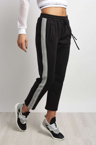 Koral Zone Sweatpants - Black image 1 - The Sports Edit
