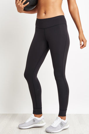 Reebok Lux Leggings - Black image 5 - The Sports Edit