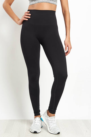 LNDR Eight Eight Legging - Black image 1 - The Sports Edit