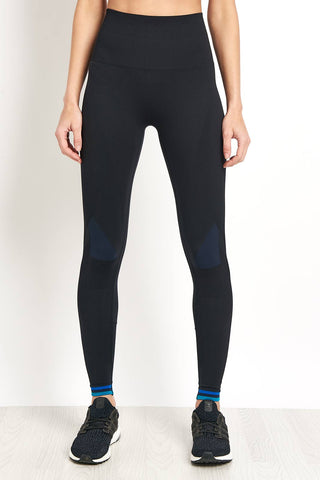 LNDR Freefall Legging - Black image 1 - The Sports Edit