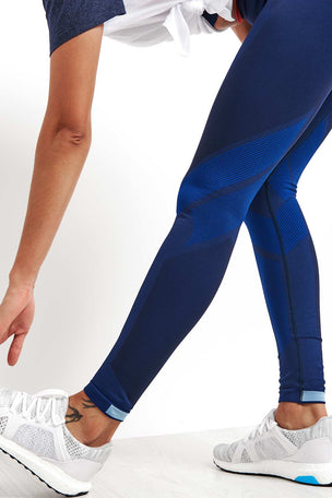 LNDR Motion Legging Navy image 3 - The Sports Edit