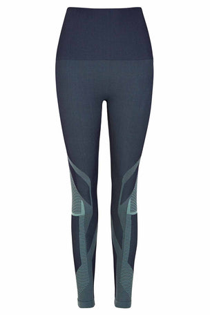 LNDR Spectrum Cropped Leggings image 5 - The Sports Edit