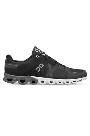 ON Running Cloudflow - Black/Asphalt 2.0 | Men's image 1 - The Sports Edit