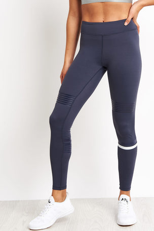 Lilybod Coco Leggings - Graphite image 1 - The Sports Edit