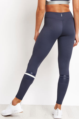 Lilybod Coco Leggings - Graphite image 2 - The Sports Edit