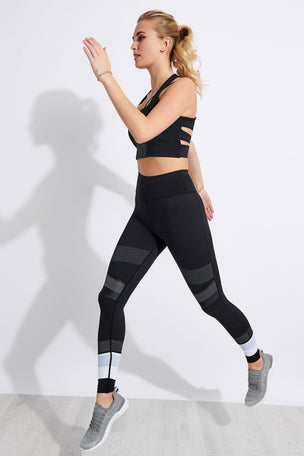 Lilybod Jade-X High Waisted Full Length Leggings - Super Future image 2 - The Sports Edit
