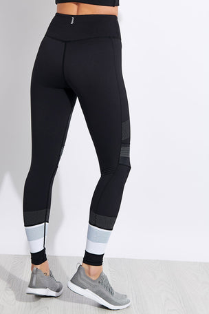 Lilybod Jade-X High Waisted Full Length Leggings - Super Future image 3 - The Sports Edit
