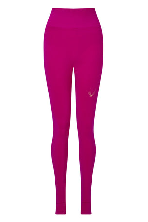 Lucas Hugh Stirrup Technical Knit Legging image 4 - The Sports Edit