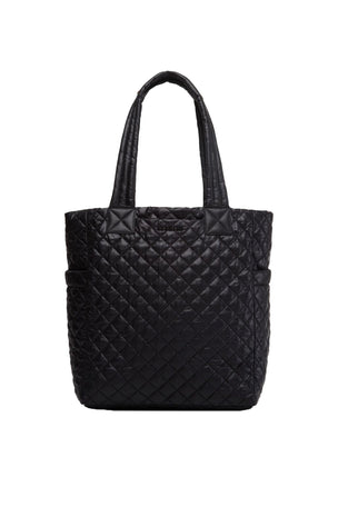 MZ Wallace Max Tote - Black image 1 - The Sports Edit