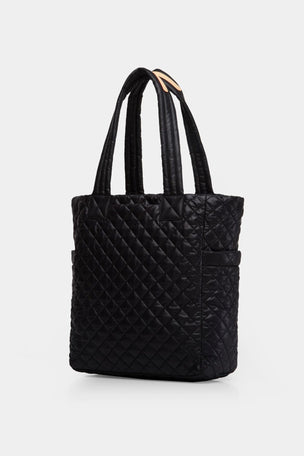 MZ Wallace Max Tote - Black image 2 - The Sports Edit