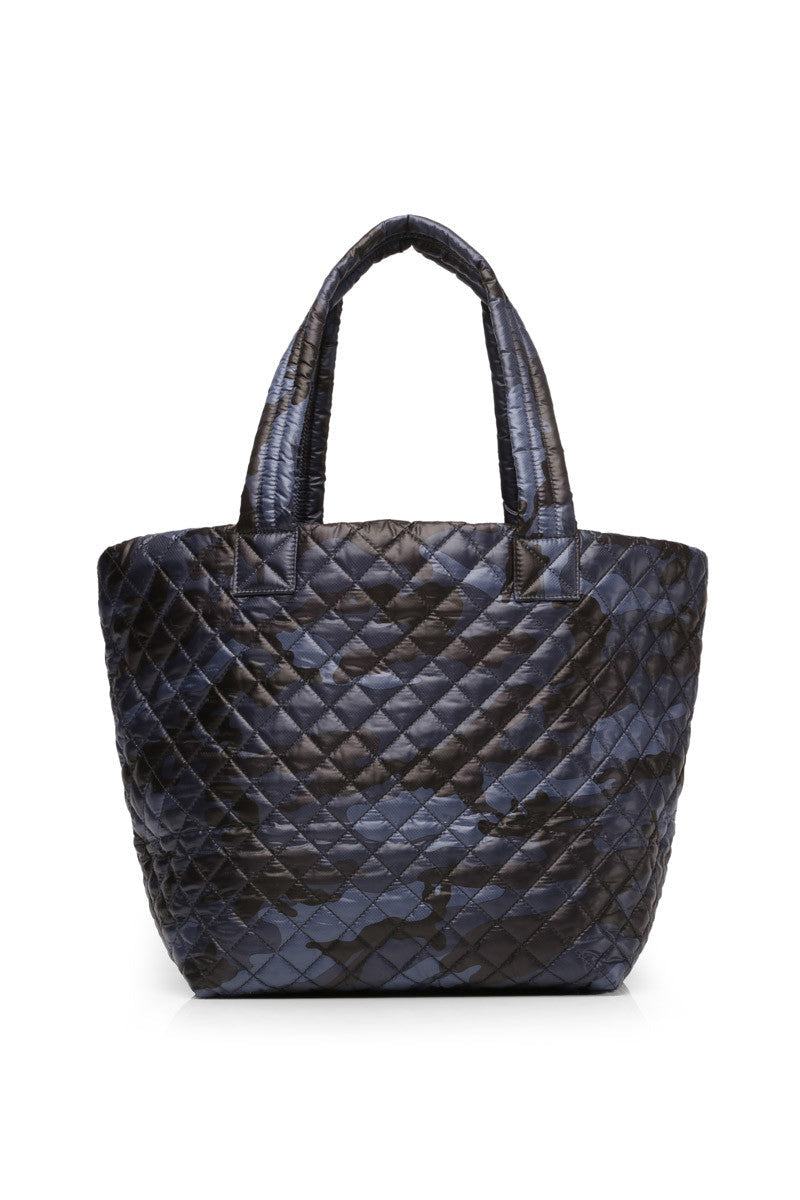 MZ Wallace MZ Wallace Medium Metro Tote - Blue Camo image 6 - The Sports Edit