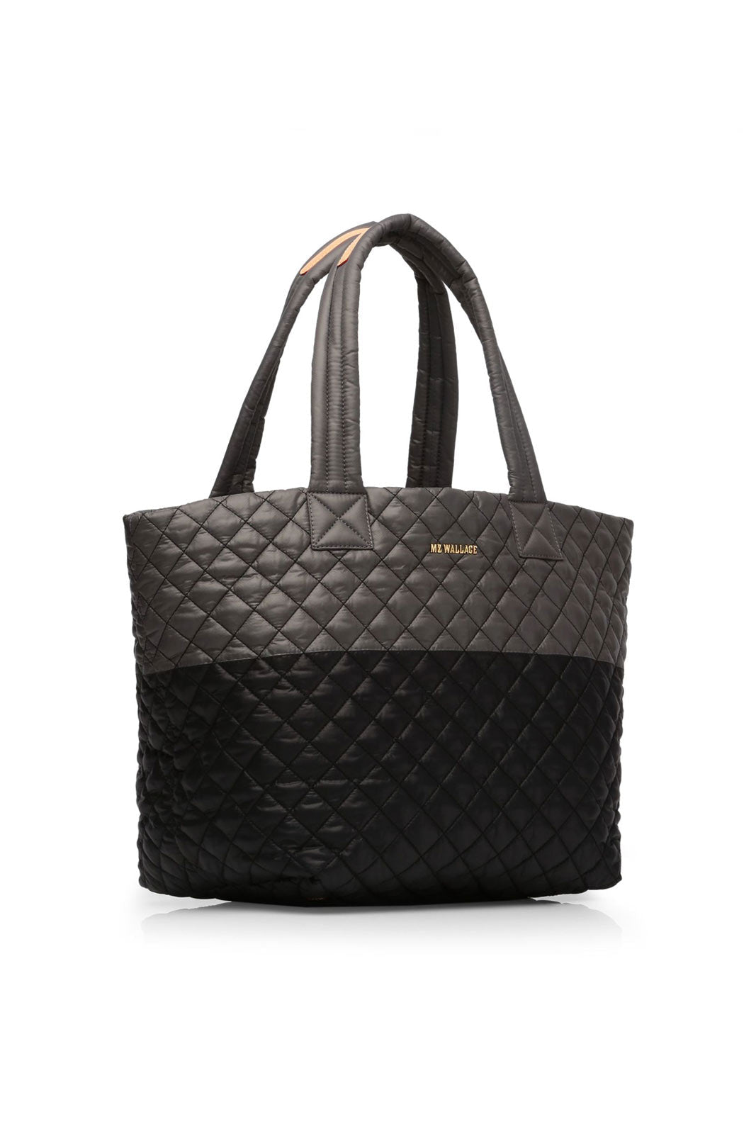 MZ Wallace Metro Tote Medium-Black/Magnet image 2 - The Sports Edit