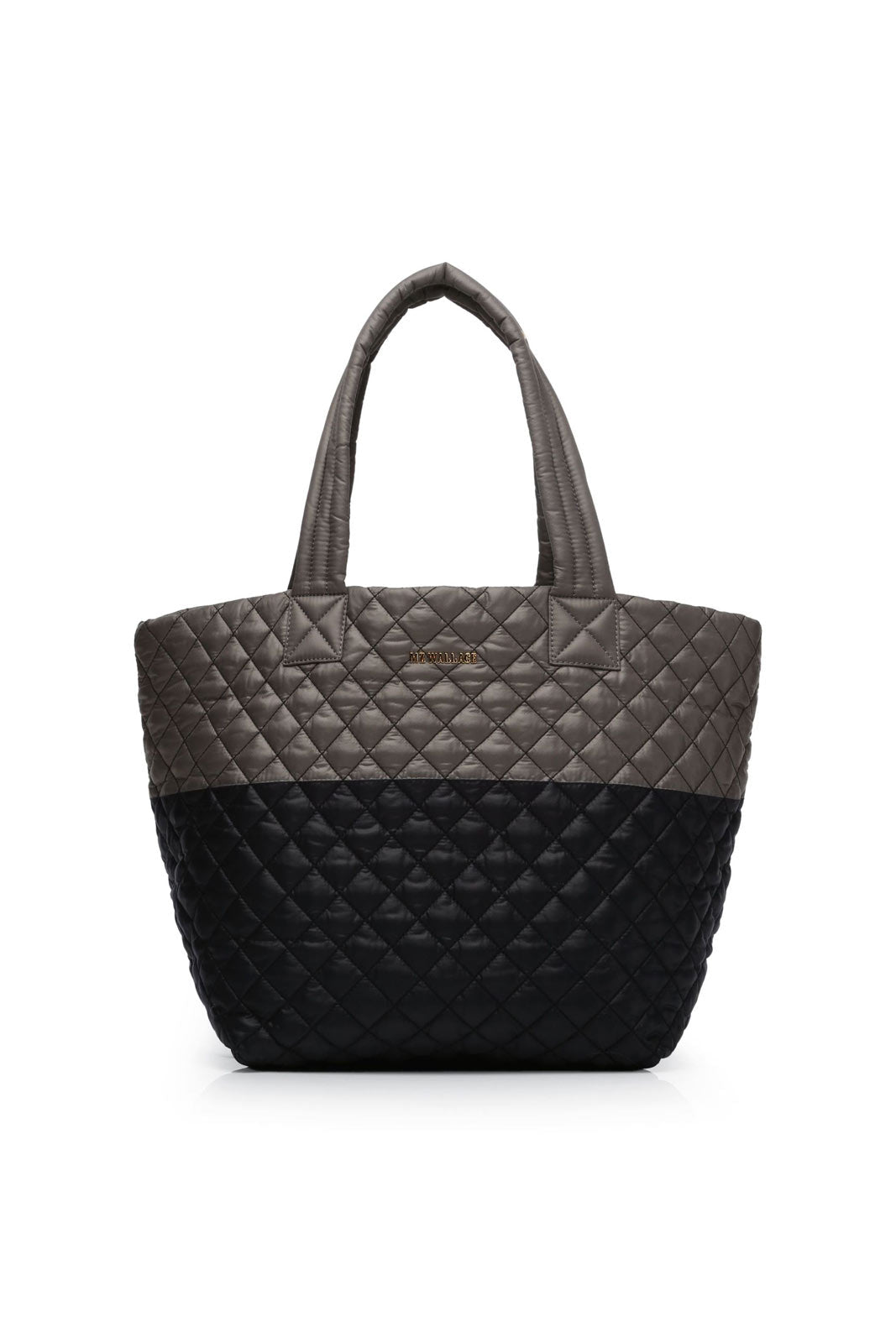 MZ Wallace Metro Tote Medium-Black/Magnet image 1 - The Sports Edit