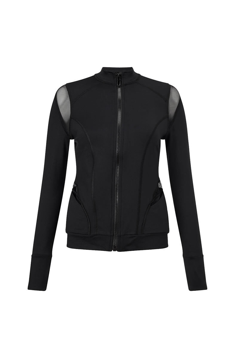 Michi Illusion Jacket image 5 - The Sports Edit