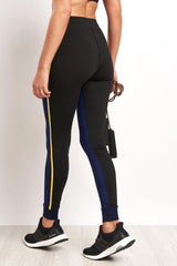 MONREAL Athlete Leggings Dark Sapphire image 2 - The Sports Edit