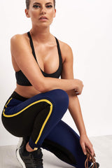 MONREAL Athlete Leggings Dark Sapphire image 3 - The Sports Edit