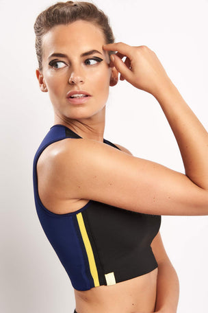 MONREAL Athlete Top - Dark Sapphire image 3 - The Sports Edit