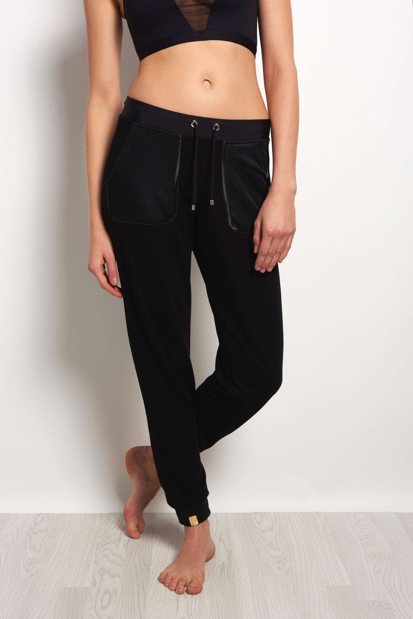 MONREAL Cosy Sweatpants - Black image 1 - The Sports Edit