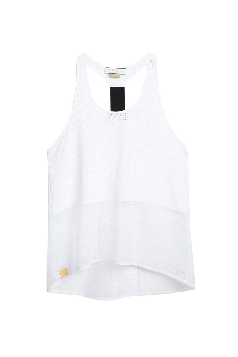 MONREAL Racer Tank White image 5 - The Sports Edit